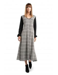 Dress ALBERTA PRINT