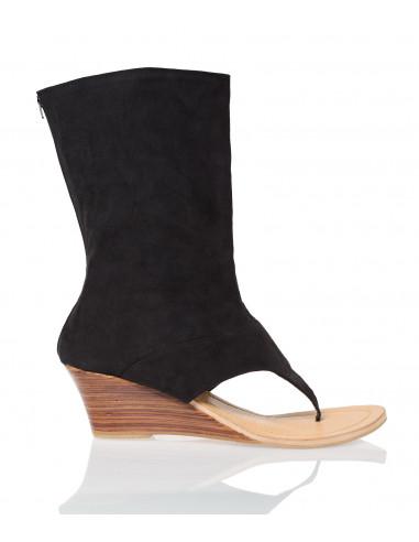 Sandales Saint Charles Noir